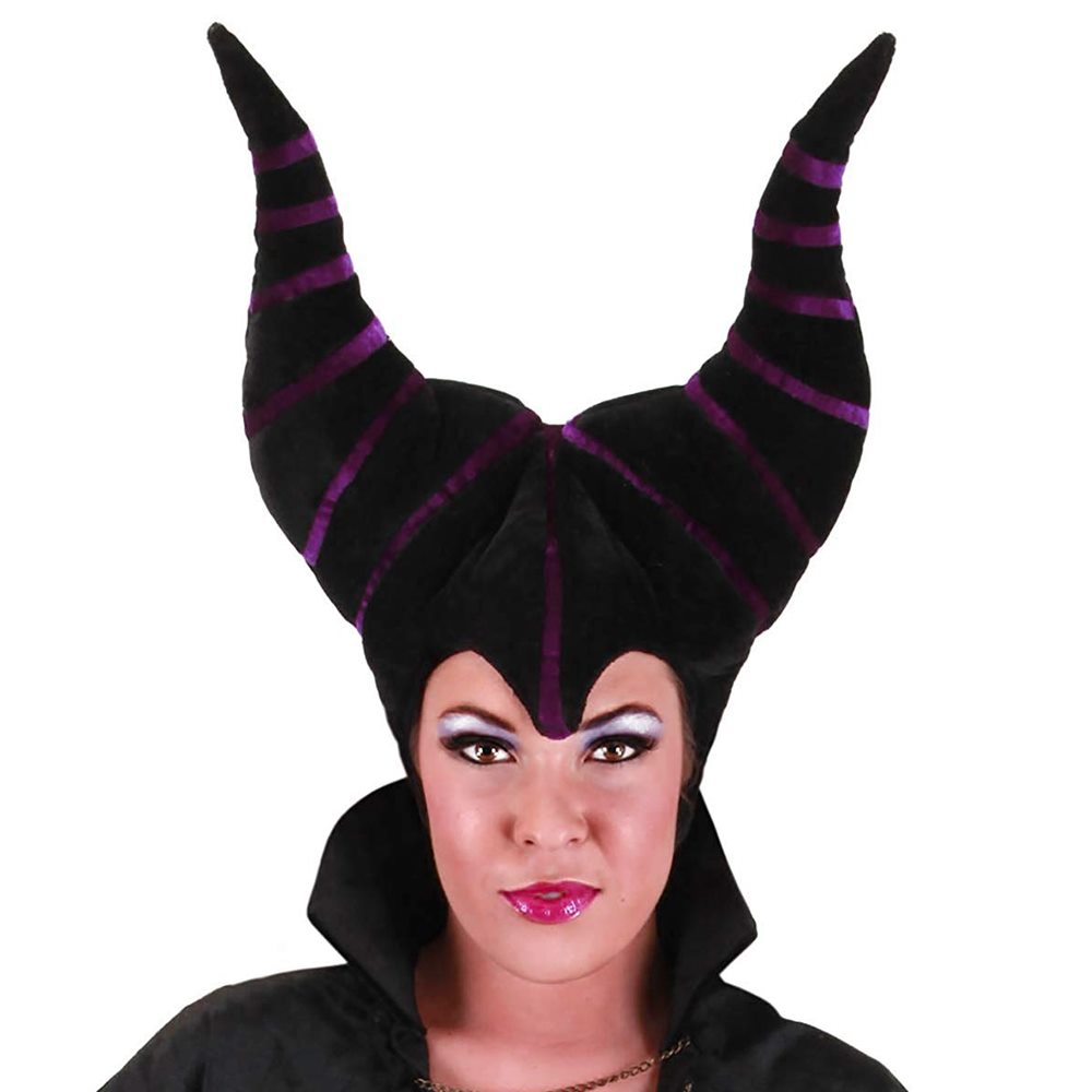 Picture of Maleficient Plush Hat