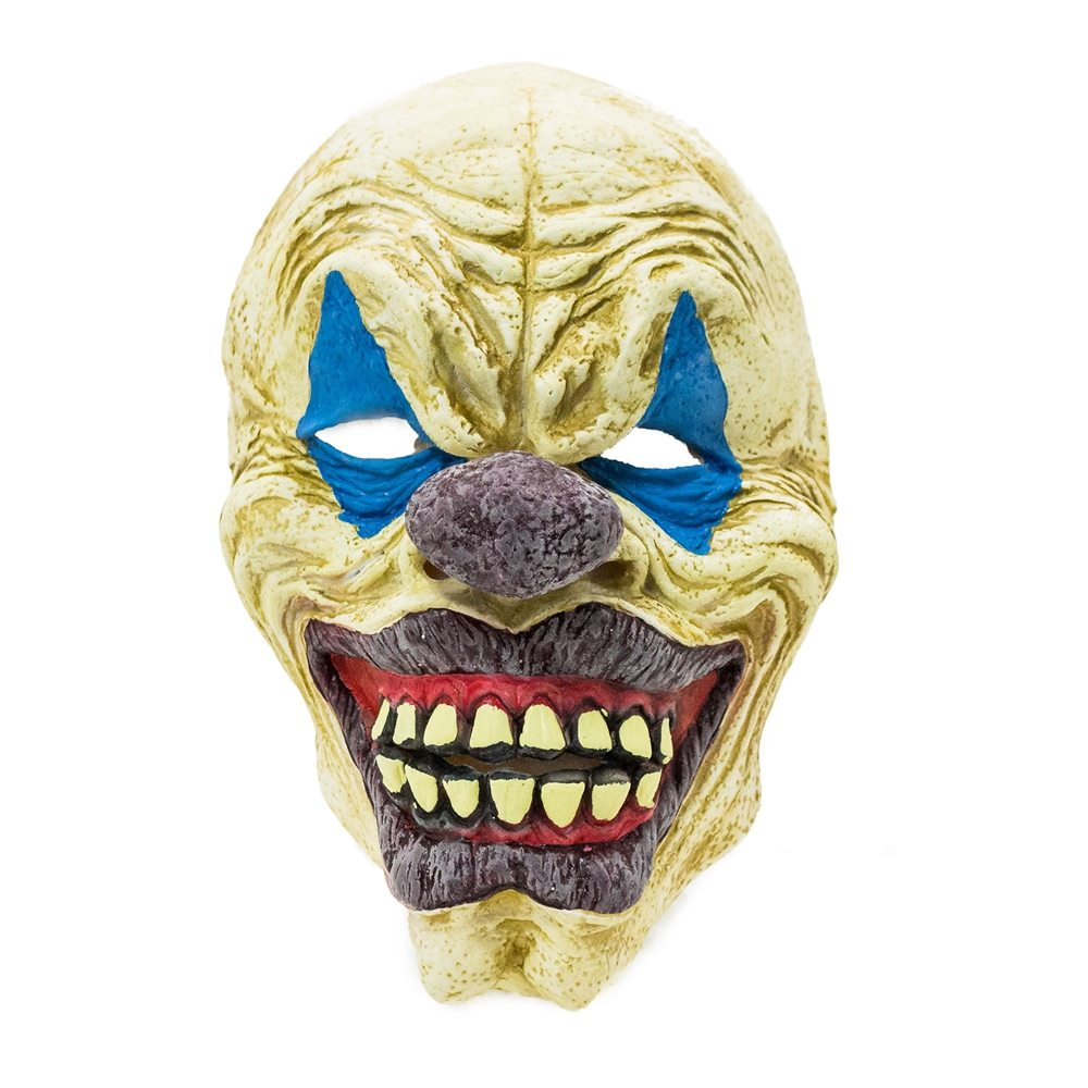 Picture of Creepy Clown Latex Mask