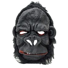 Picture of Chimpanzee Latex Mask