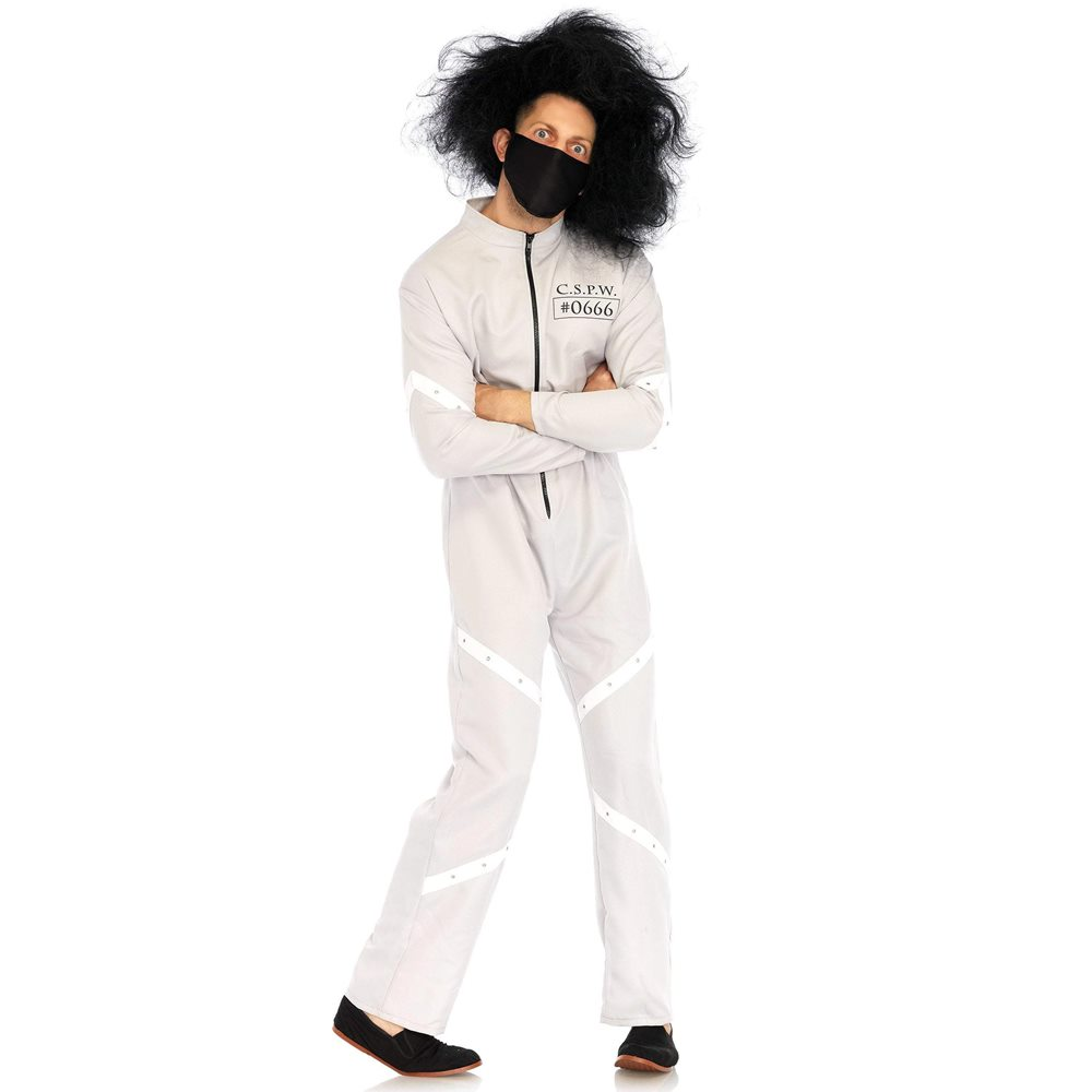Picture of Mental Patient Adult Mens Costume