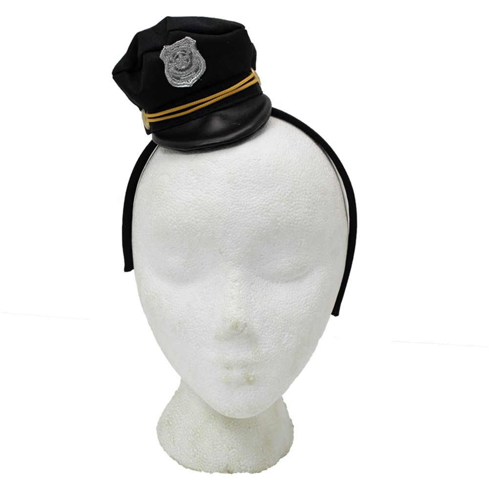 Picture of Police Officer Headband