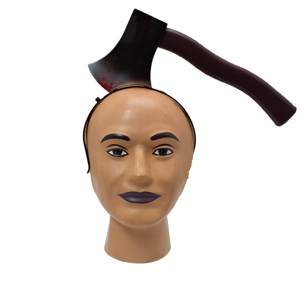 Picture of Black Axe Headband