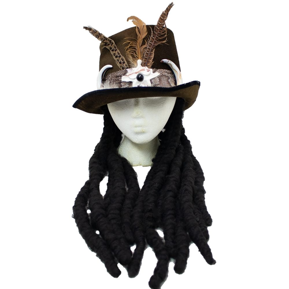 Picture of Voodoo Hat with Dreads