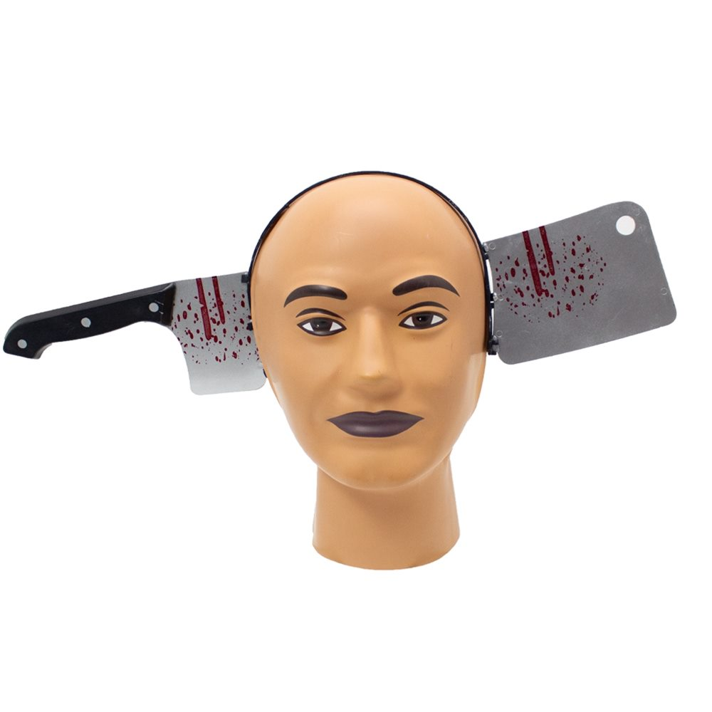 Picture of Butcher Knife Thru Head Headband