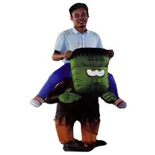 Picture of Inflatable Hold Me Frankenstein Adult Unisex Costume