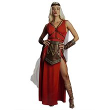 Picture of Warrior Goddess Adult Womens Costume
