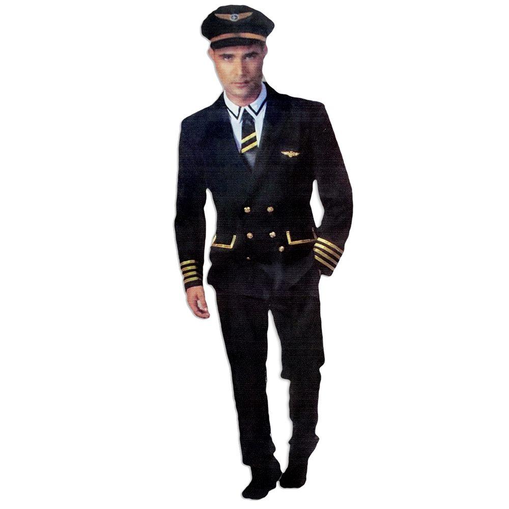 Picture of Flight Captain Adult Mens Costume