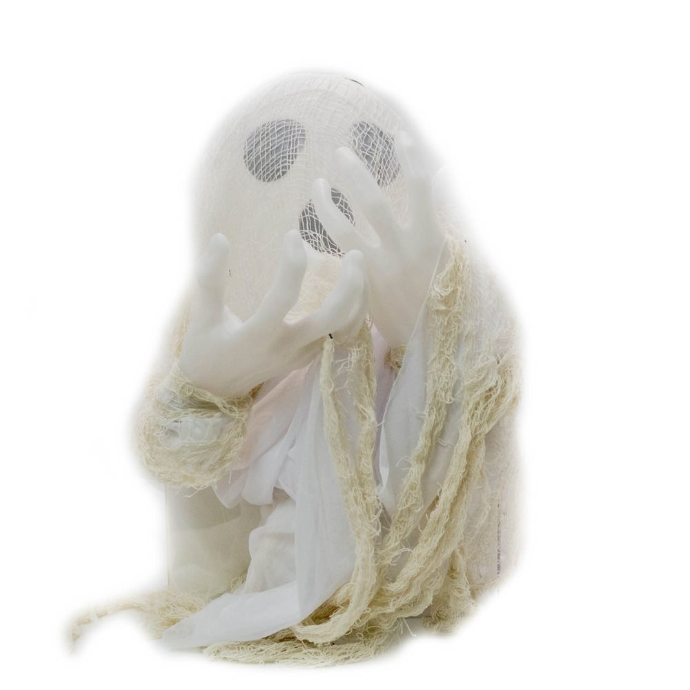 Picture of Screaming White Ghost