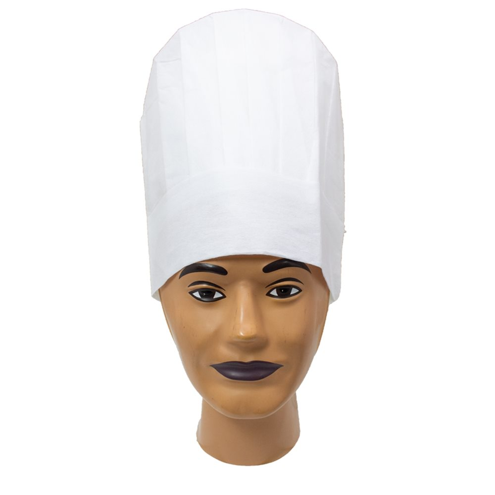 Picture of White Chef Adult Hat