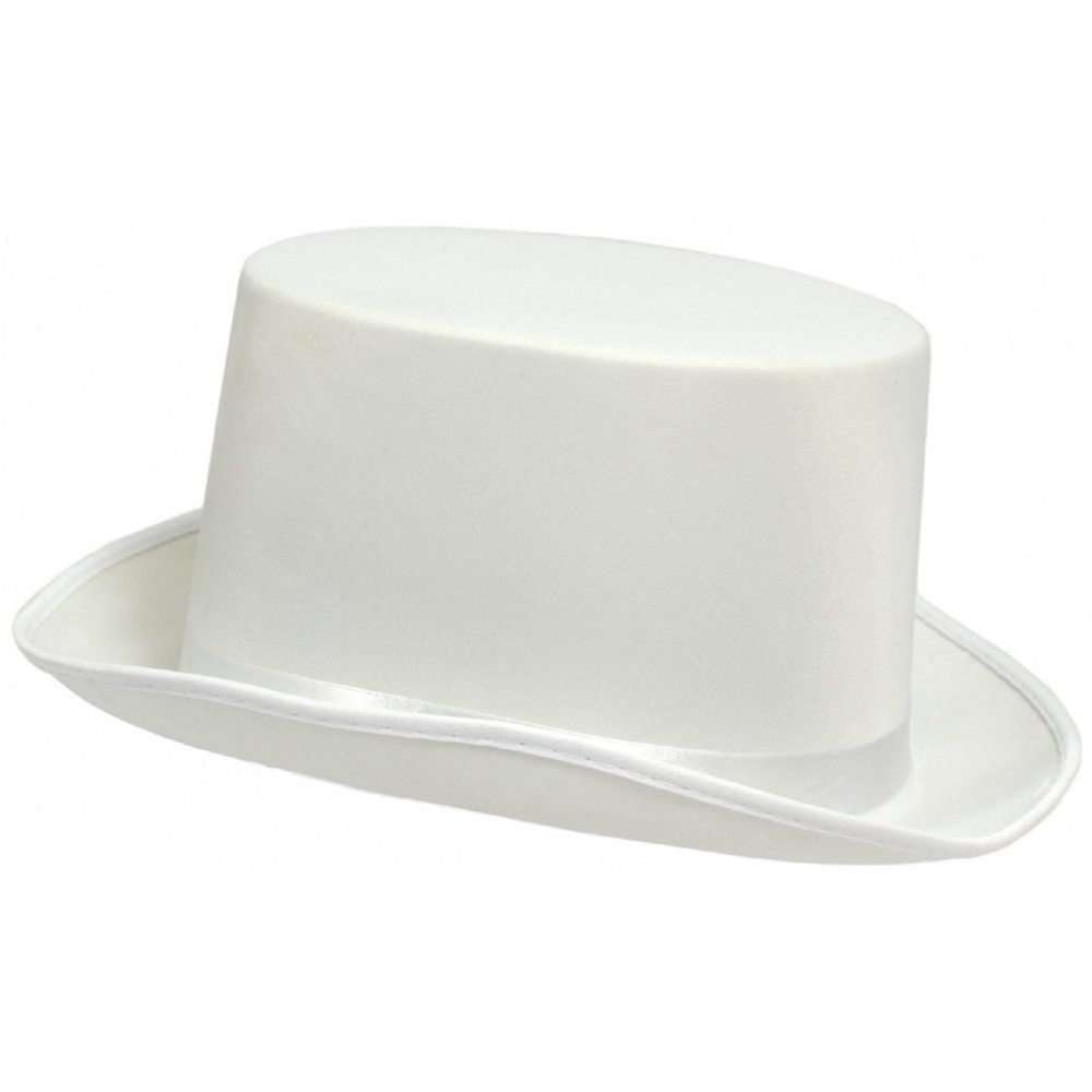 Picture of Gent White Top Hat