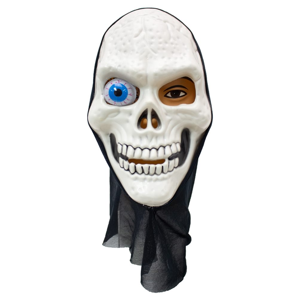 Picture of 2-Eyed Skull Mask