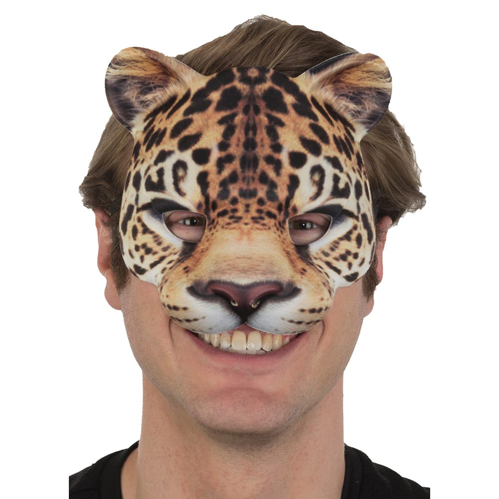 Picture of Leopard Printed Mask