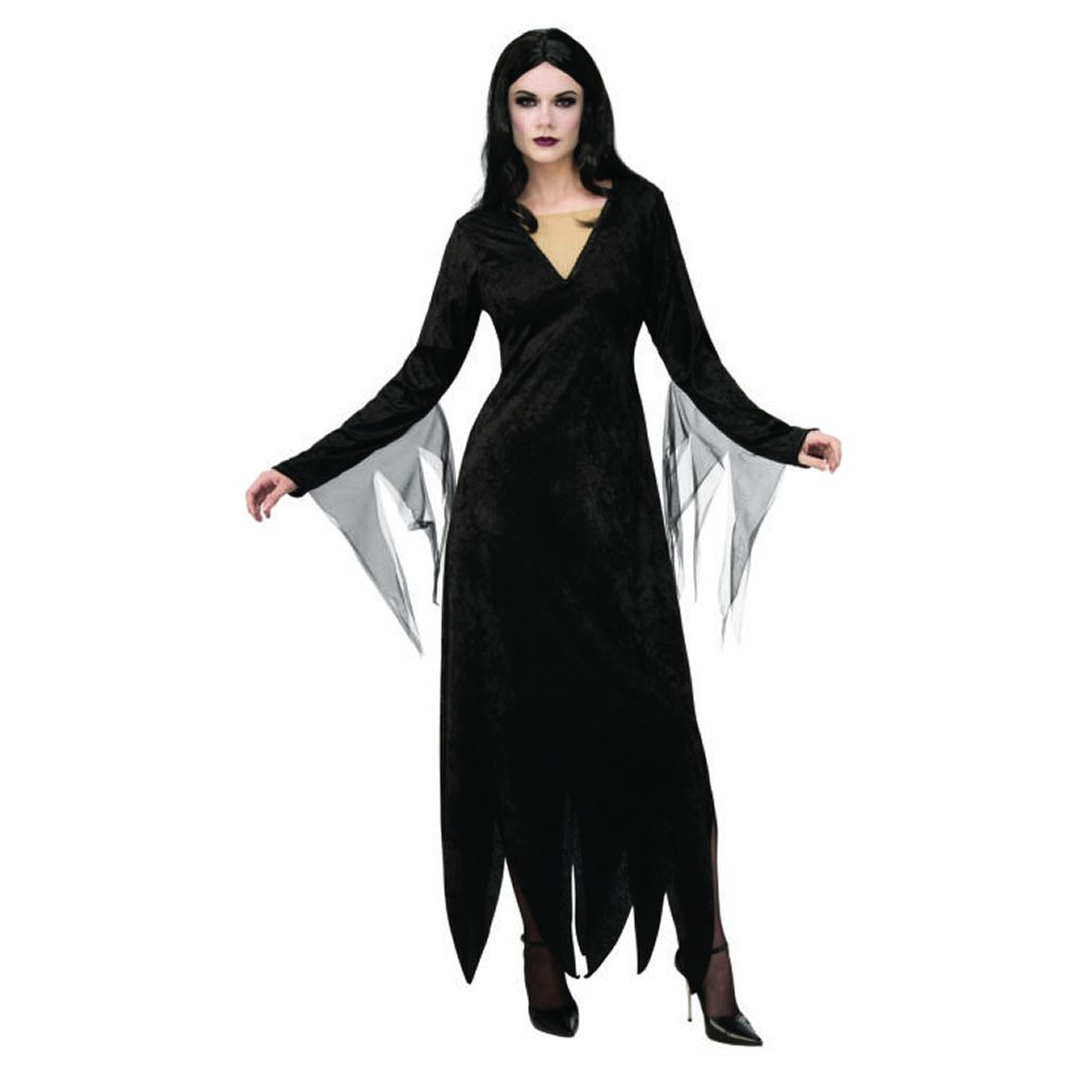 Picture of Addams Family Movie Morticia Adult Womens Costume