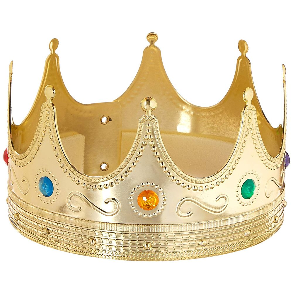 Picture of Gold Royal Crown