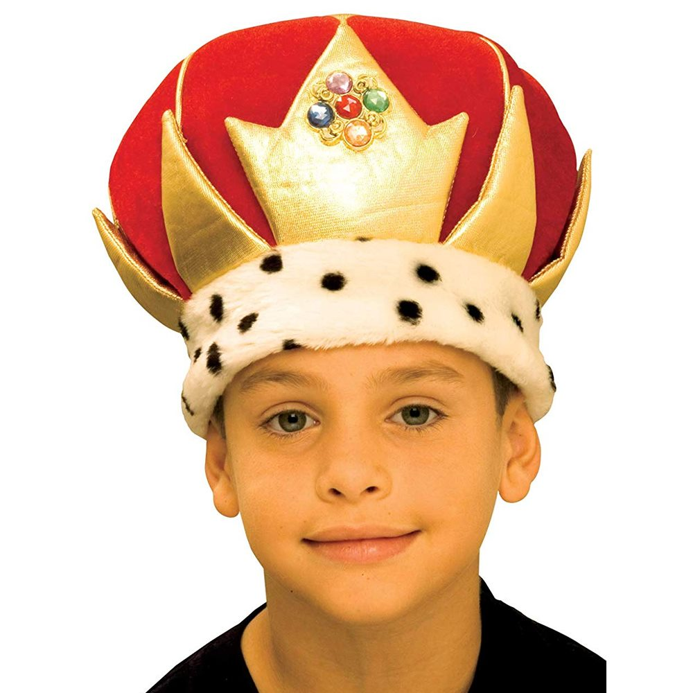 Picture of Plush King's Crown