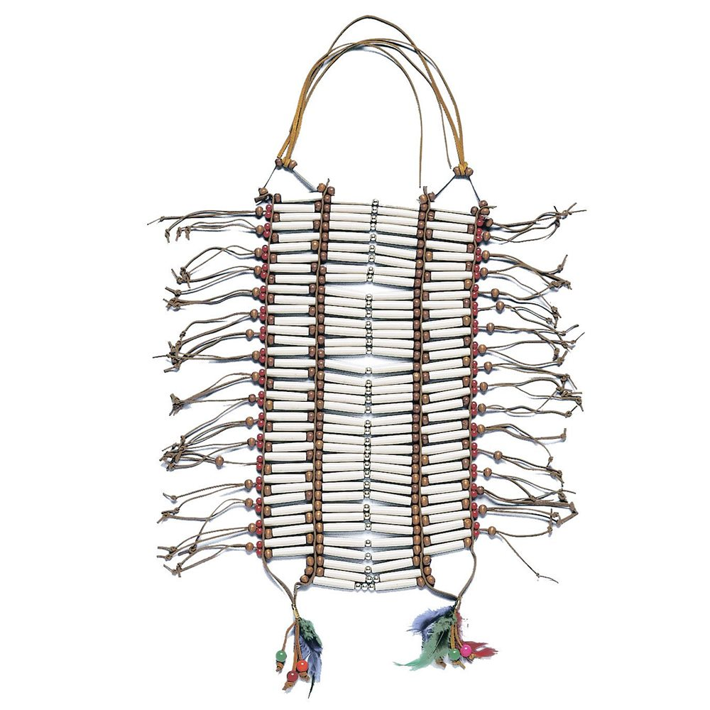 Picture of Indian Warrior Deluxe Chest Plate