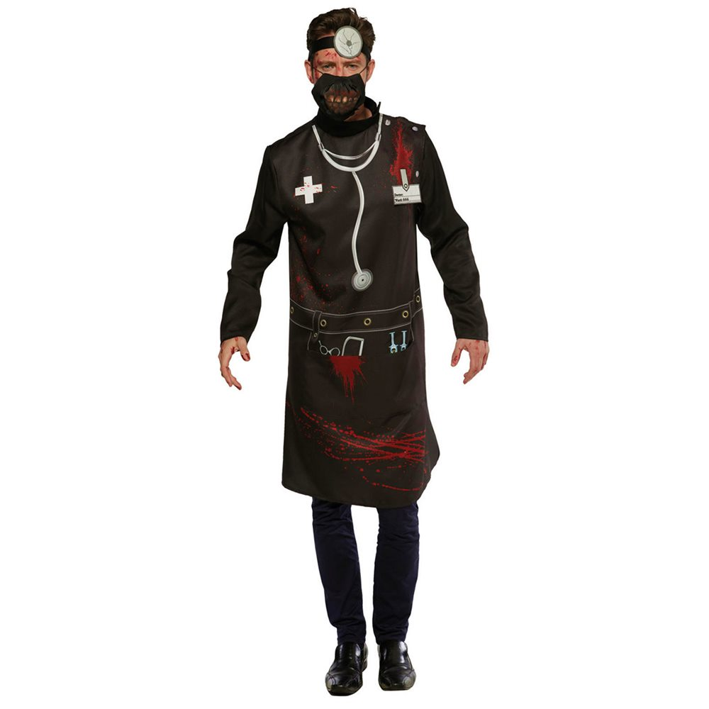 Picture of Evil Horror Doctor Adult Mens Costume