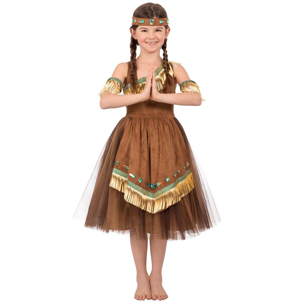 Picture of Native American Princess Child Costume