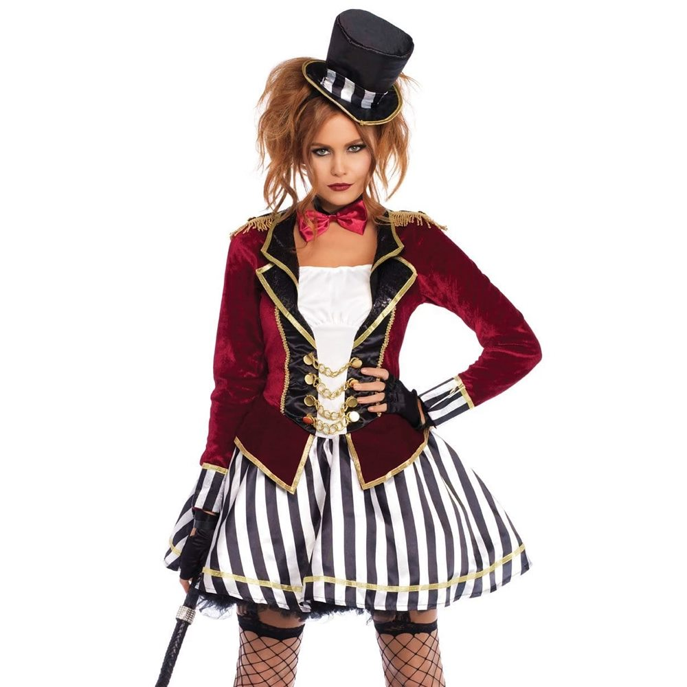 Picture of Circus Ringmaster Adult Womens Costume