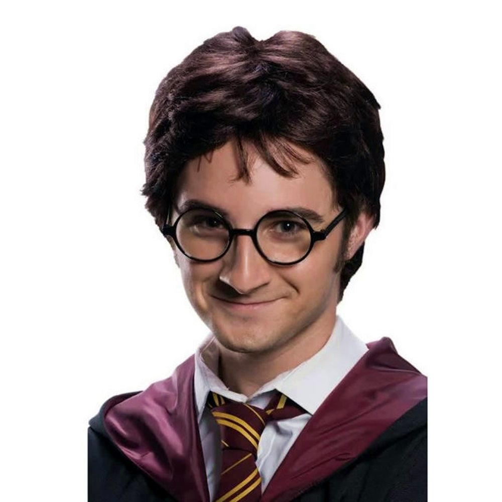 Picture of Harry Potter Wig & Tattoo