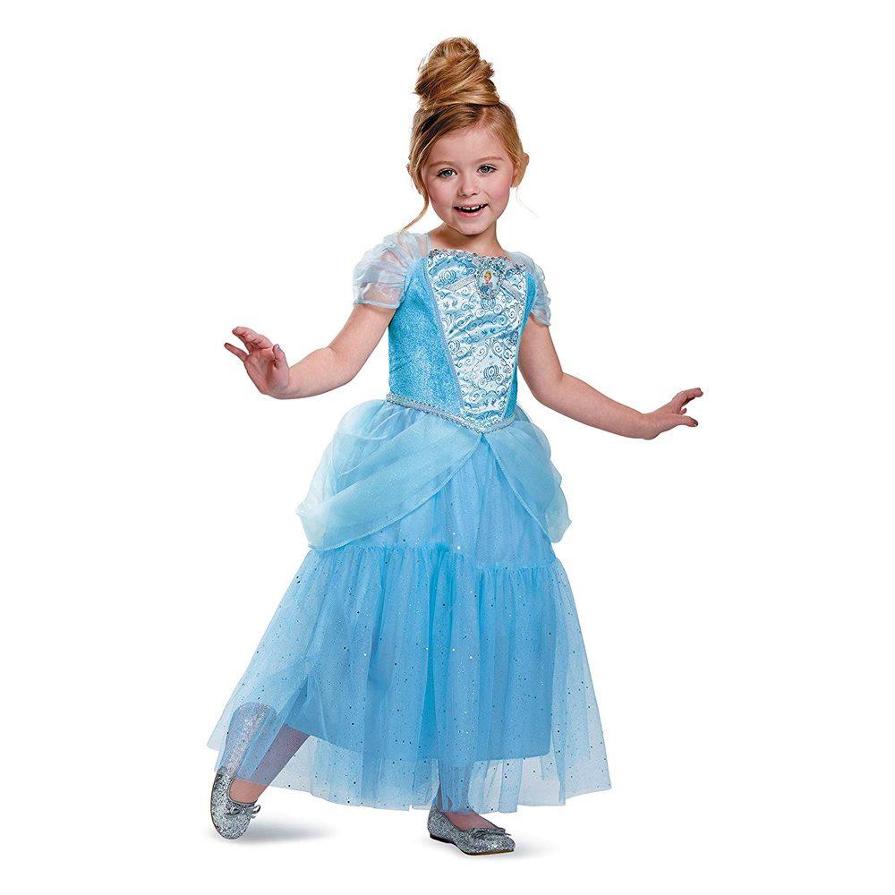 Picture of Cinderella Deluxe Child Costume