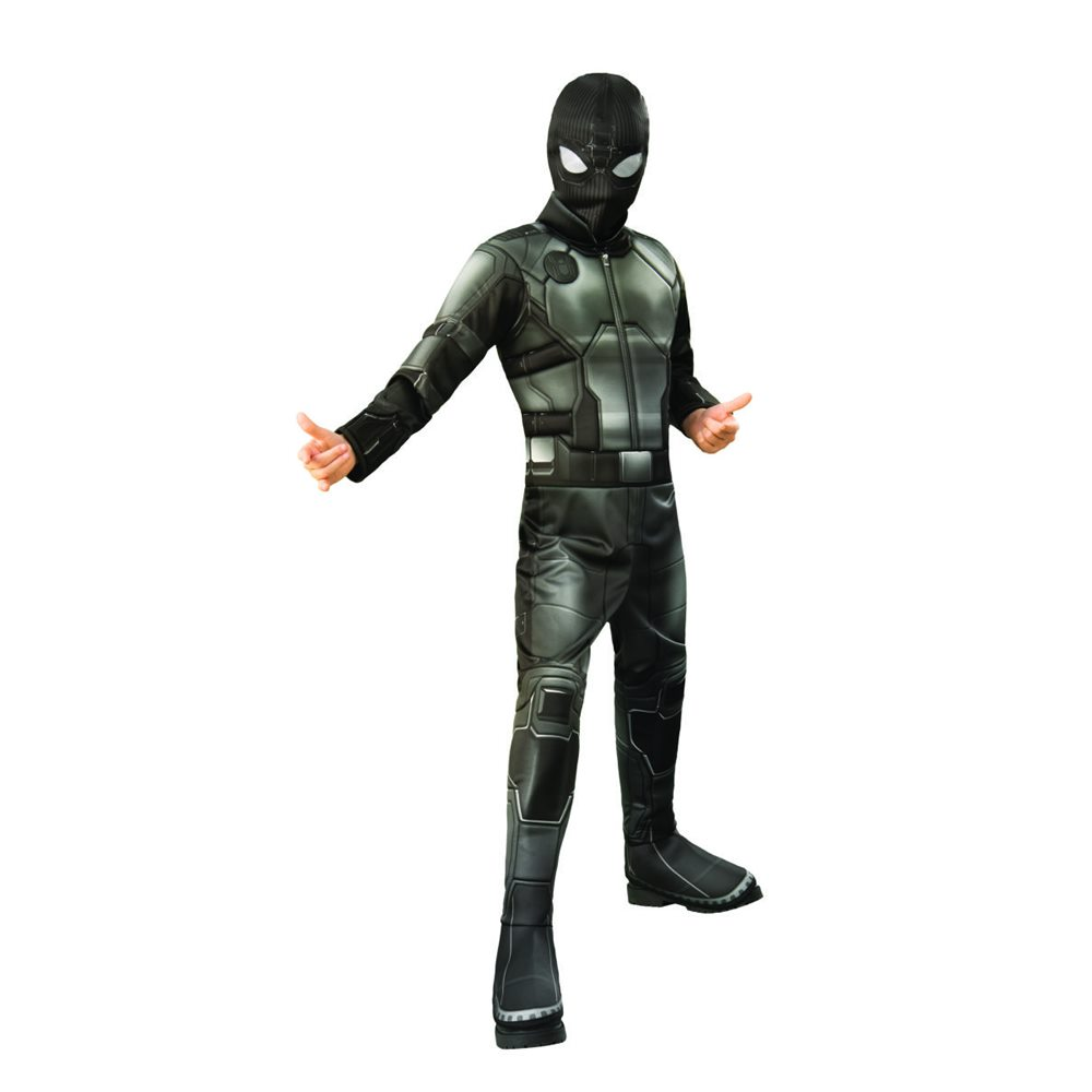 Picture of Stealth Spider-Man Far From Home Deluxe Child Costume