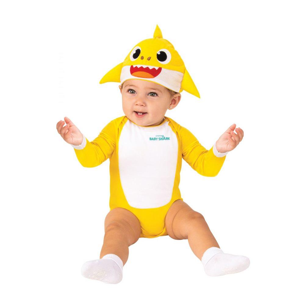 Picture of Baby Shark Newborn Costume