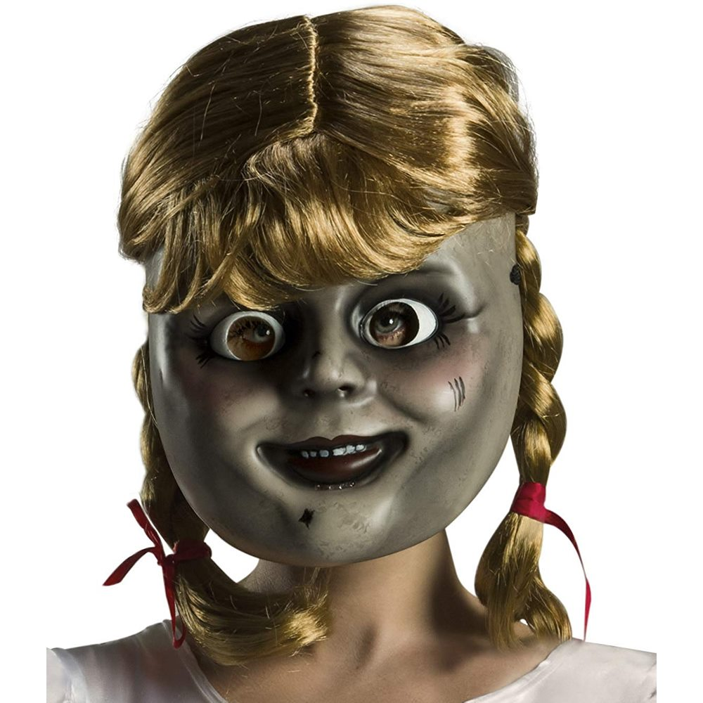 Picture of Annabelle Comes Home Mask with Wig