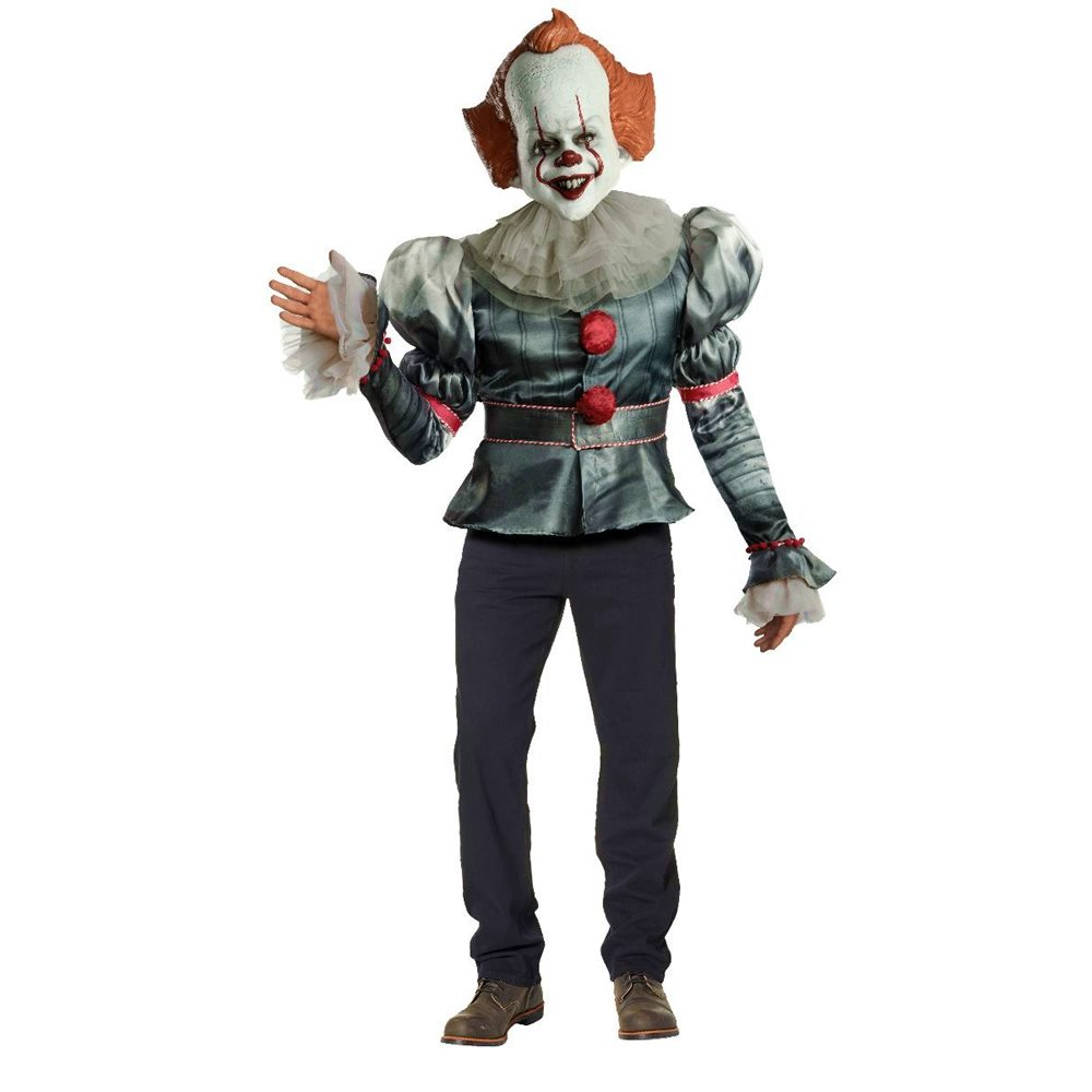 Picture of It Chapter Two Deluxe Pennywise Adult Mens Costume