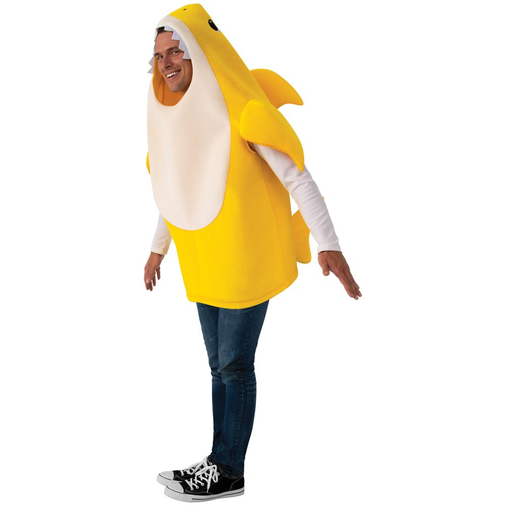 Picture of Baby Shark Adult Mens Costume